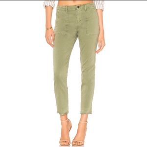Sanctuary Peace Release Green Cargo Skinny Pants